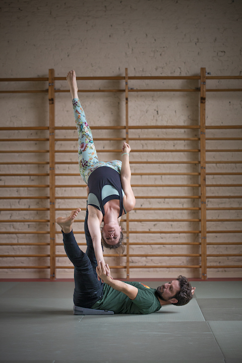 AcroYoga Private session
