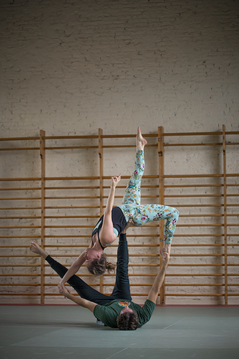 AcroYoga Moves