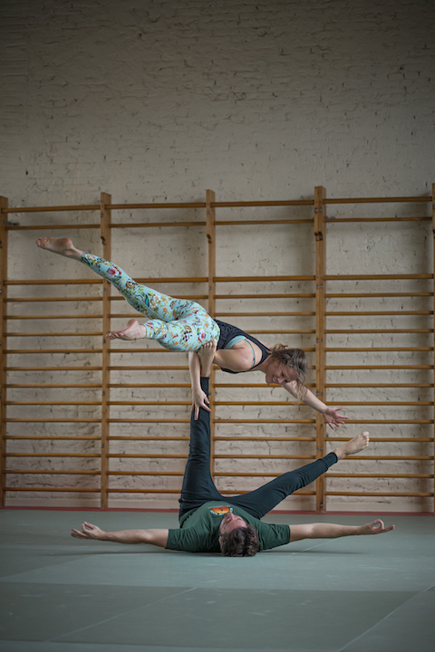 AcroYoga Classes